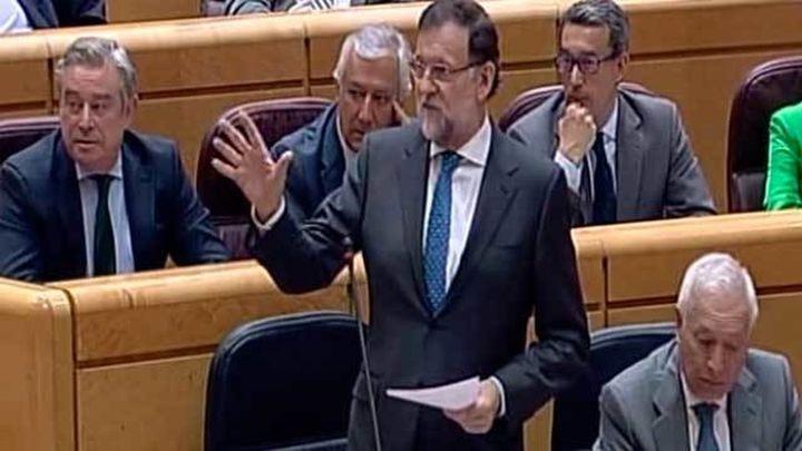 """El PSOE aconseja a Rajoy """"ir haciendo las maletas"""""""