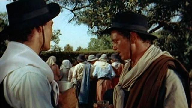Western: Martín el gaucho