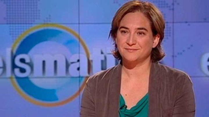 "Colau se reivindica ante ERC como ""aliada real"" del proceso soberanista"