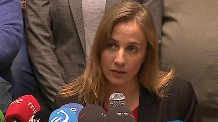 Tania Sánchez imputada por prevaricación, malversación y tráfico de influencias