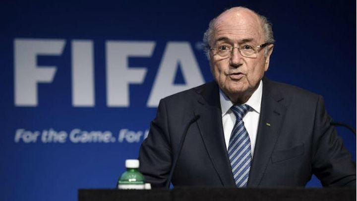 Blatter, suspendido 90 días por la Comisión de Ética de FIFA