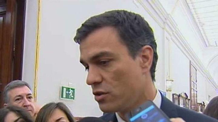 Sánchez y Rivera acuerdan delegar posibles pactos en líderes territoriales