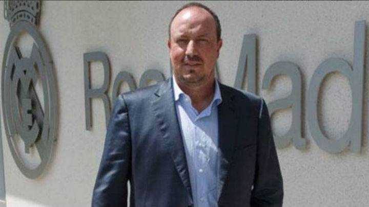 Benítez, sangre blanca y trabajo metódico para el Real Madrid