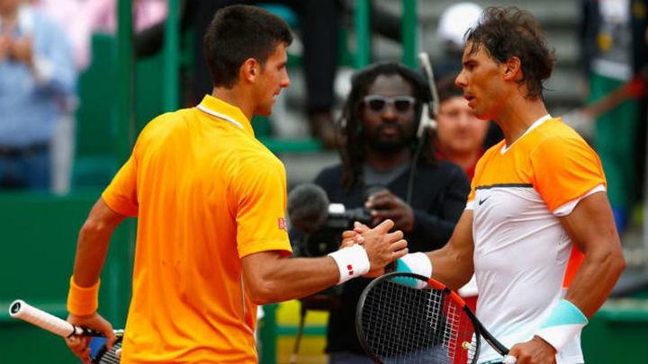 Nadal-Djokovic, posible duelo en cuartos en Montecarlo