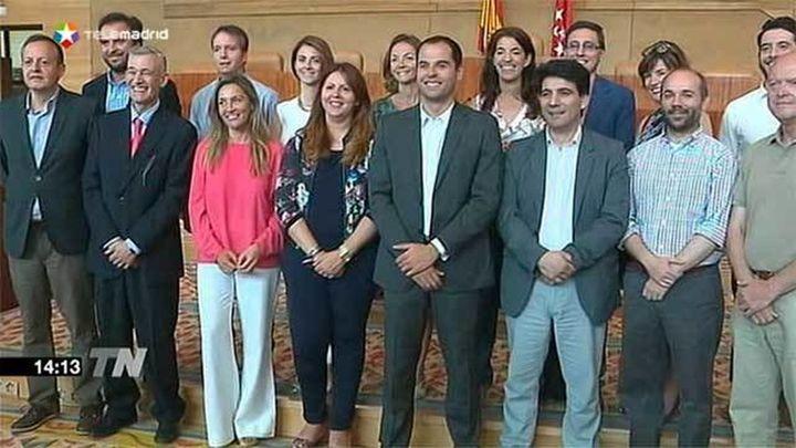 El pacto por Madrid pendiente de Ciudadanos