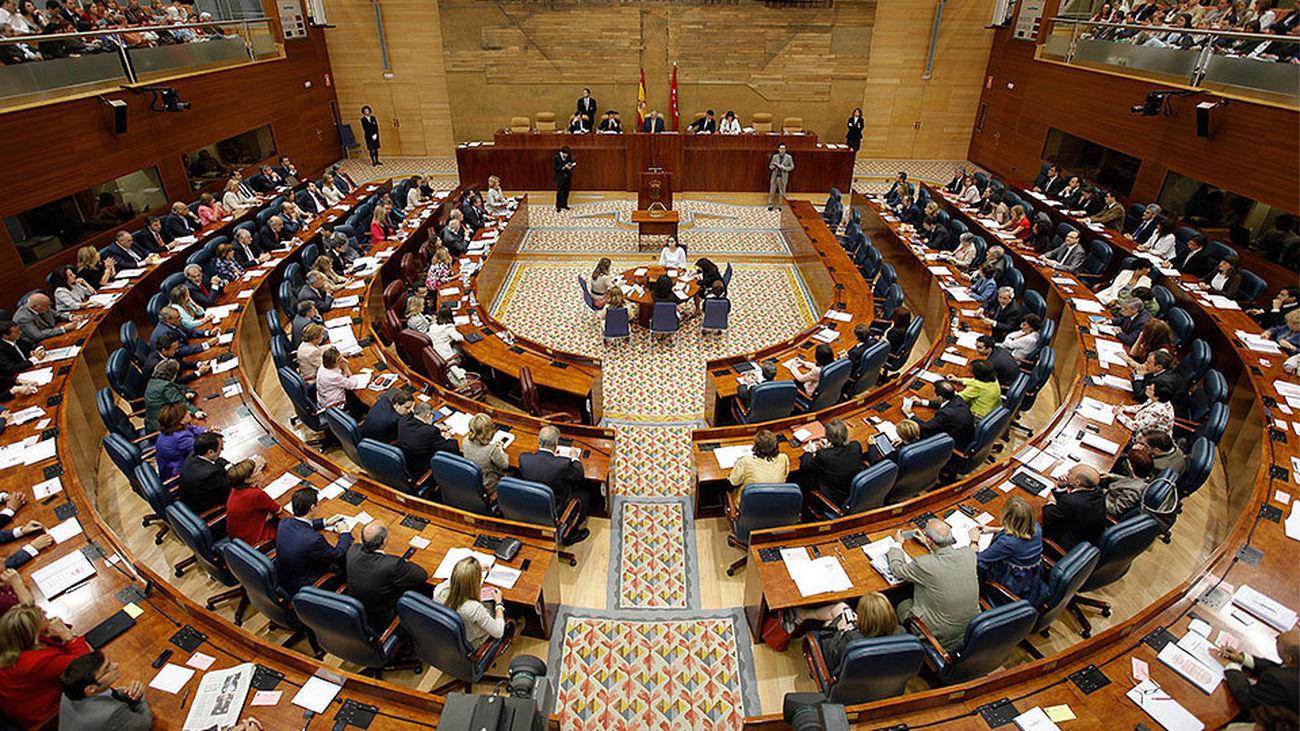 La Asamblea de Madrid, el parlamento más transparente de España