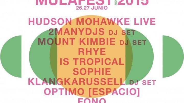 Mulafest Noche acogerá los días 26 y 27 de junio artistas de la escena electrónica mundial