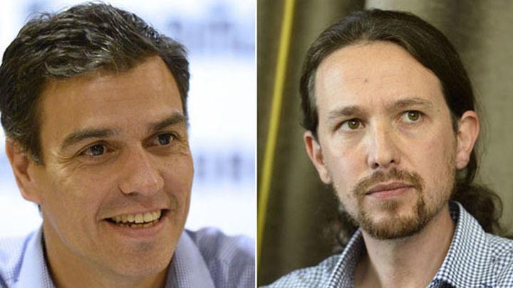 """Sánchez: """"El PSOE está decidido a gobernar el cambio y Podemos y C's deben decidir"""""""