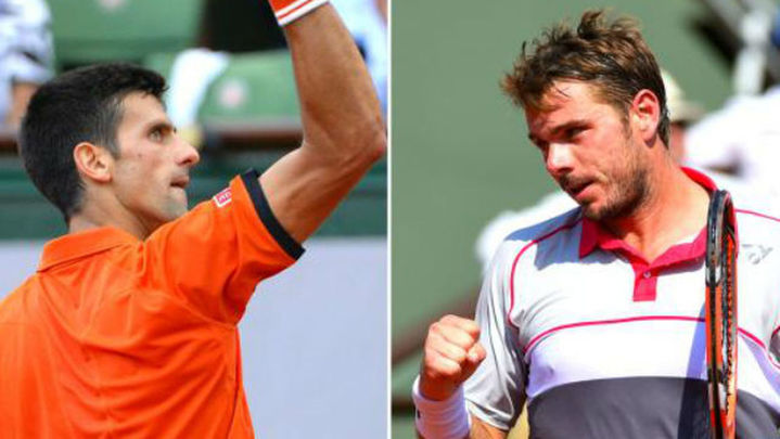 Roland Garros: Djokovic vence a Murray y jugará contra Wawrinka la final