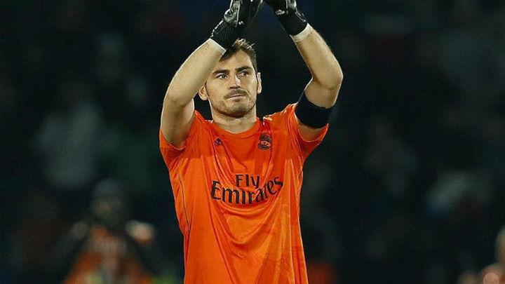 Casillas abandonará este verano el Real Madrid