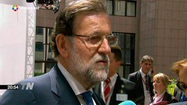 Rajoy garantiza que hará cambios este mes y que no adelantará las elecciones