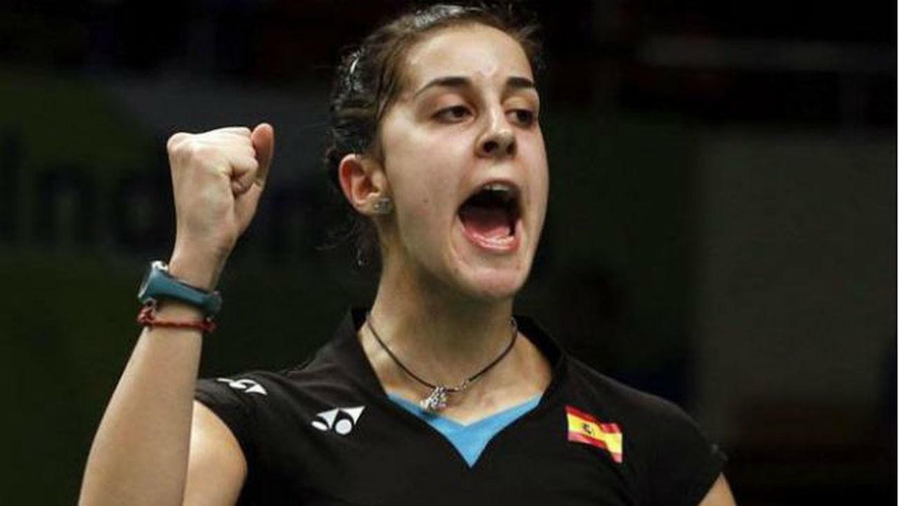 Carolina Marín alcanza el número uno mundial