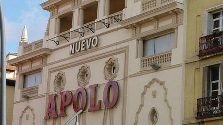 El Ayuntamiento de Madrid precinta el Teatro Nuevo Apolo por ruido