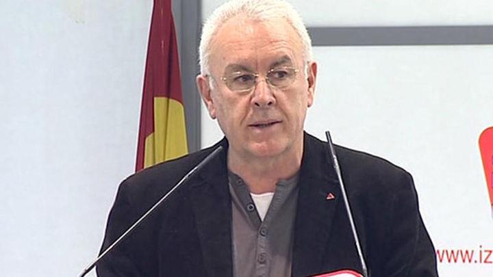 La dirección de IU rompe definitivamente con Madrid, con el apoyo de Cayo Lara