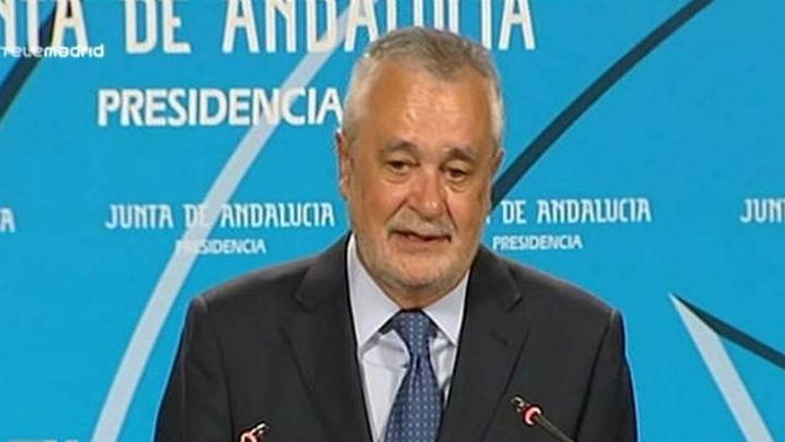 Archivadas la fianza de 4,2 millones a Griñán y al resto de ex altos cargos por los ERE