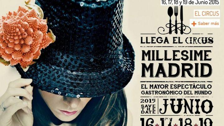 Comienza la IX edición de Millesime Madrid