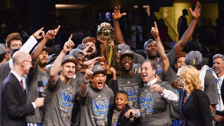 Golden State Warriors, campeón de la NBA
