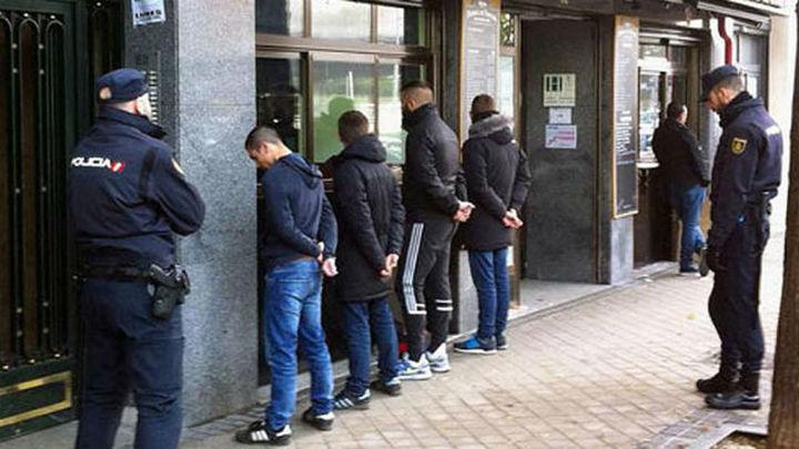 19 detenidos por la reyerta en que murió Jimmy