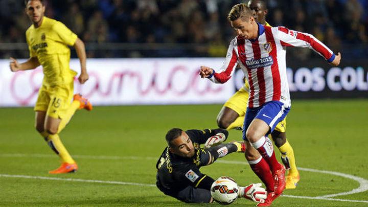 El gol de Torres al Villarreal, el mejor para la afición del Atleti