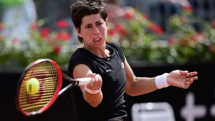 Birmingham: Carla Suárez se mete en cuartos de final