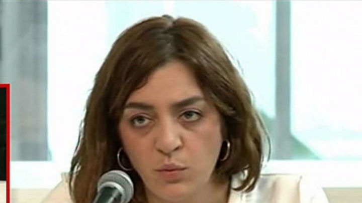 Celia Mayer sustituye a Guillermo Zapata como concejal de Cultura de Madrid