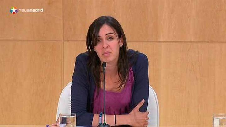 Rita Maestre justifica su protesta en la capilla de la Complutense