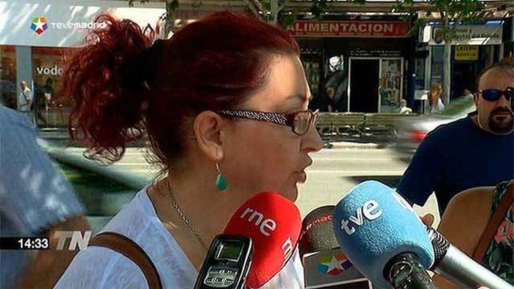 La madre de Alfon pedirá ayuda a Manuela Carmena y Pablo Iglesias