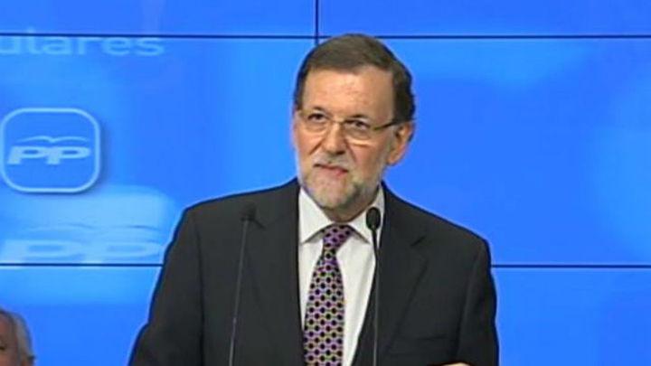 Rajoy reúne al Comité Ejecutivo con la expectativa de cambios en partido y Gobierno