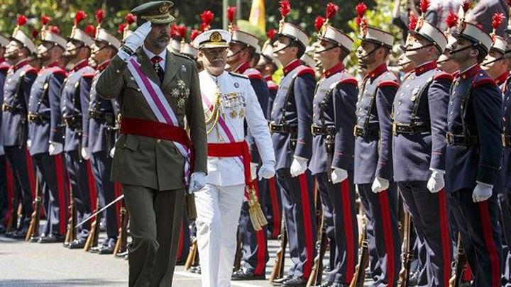 Defensa relanza y duplica el gasto para celebrar el Día de las Fuerzas Armadas