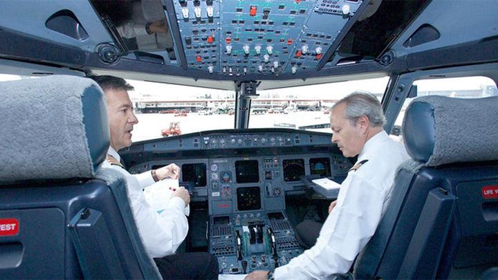 Iberia cierra el plazo de admisión de solicitudes para su convocatoria de empleo de 200 pilotos