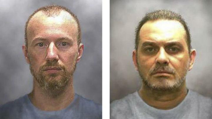 Se intensifica la búsqueda de dos reos fugados de una cárcel de EE.UU.
