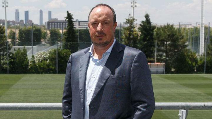 """Benítez: """"Ningún jugador del Real Madrid exige jugar aquí o allá"""""""