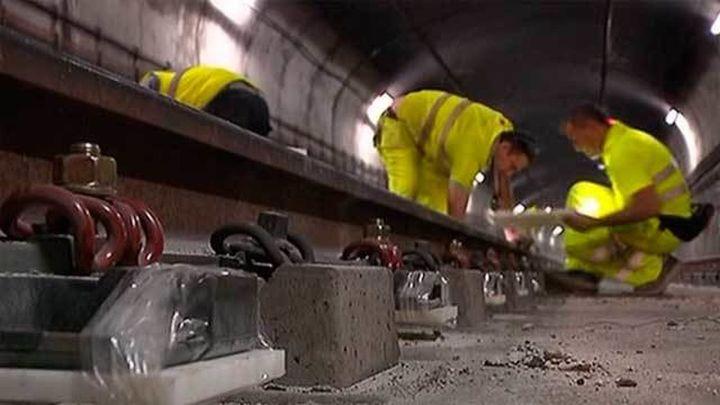 Obras en Metrosur hasta septiembre
