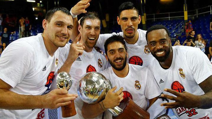 El Real Madrid ofrece este jueves la Liga a las instituciones madrileñas
