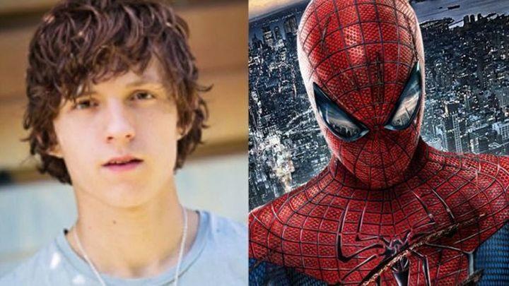 """Tom Holland, el niño de """"Lo imposible"""", será el nuevo Spider Man en el cine"""
