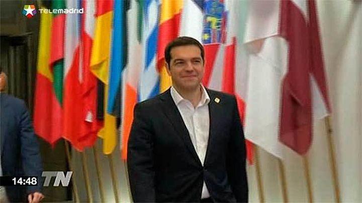 Arranca la cumbre europea con la crisis griega y la inmigración sobre la mesa