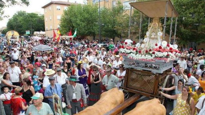 Un millar de rocieros se darán cita en San Sebastián de los Reyes