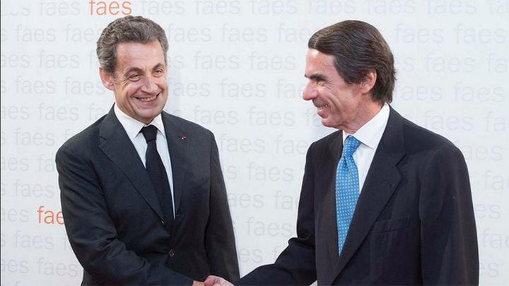 Aznar pone el ejemplo griego para avisar del riesgo del populismo