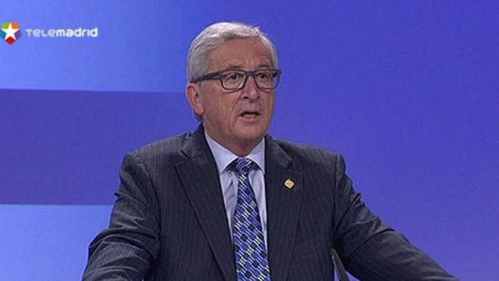 Juncker pide a griegos que voten sí en referendo y a Tsipras que no mienta