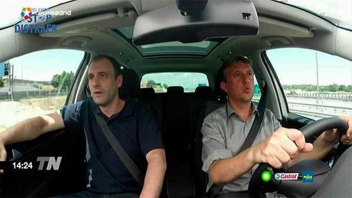 El 85% de los conductores se distrae por culpa de los acompañantes