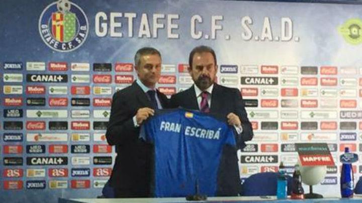 Escribá seguirá al frente del Getafe hasta final de temporada