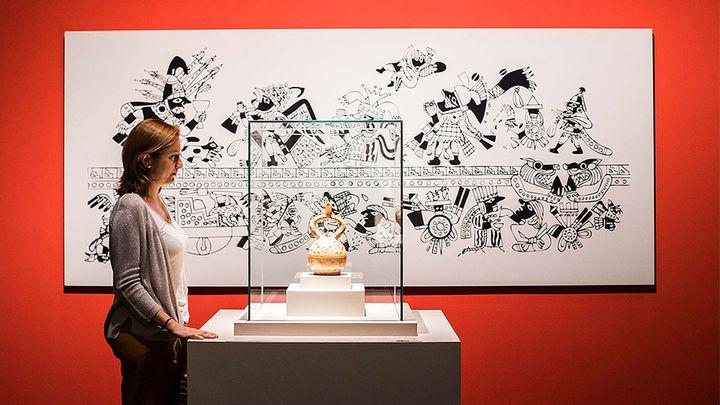 El arte y las sociedades de Perú, 5.000 años antes de los Incas