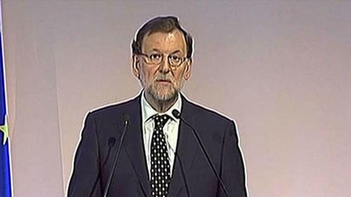 Rajoy adelanta la segunda rebaja del IRPF al 1 de julio de este año