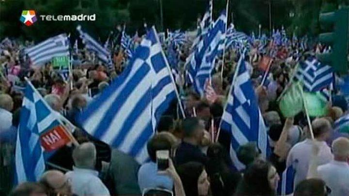 El Tribunal Supremo griego desestima la inconstitucionalidad del referéndum