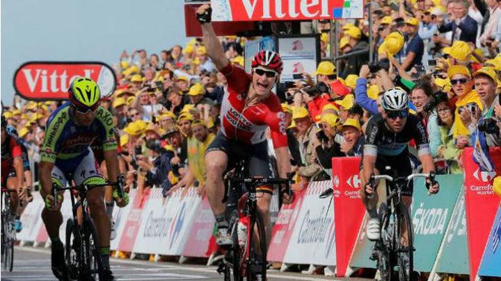 Tour: Contador y Froome meten 1.27 a Nibali y Quintana