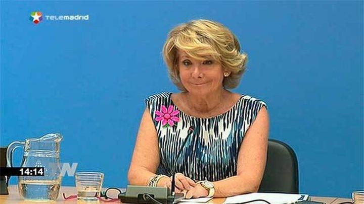 Aguirre afea a Carmena no haber respondido aún a las preguntas de la oposición