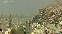 Los Bomberos tratan de extinguir el incendio del vertedero ilegal de Valdemingómez