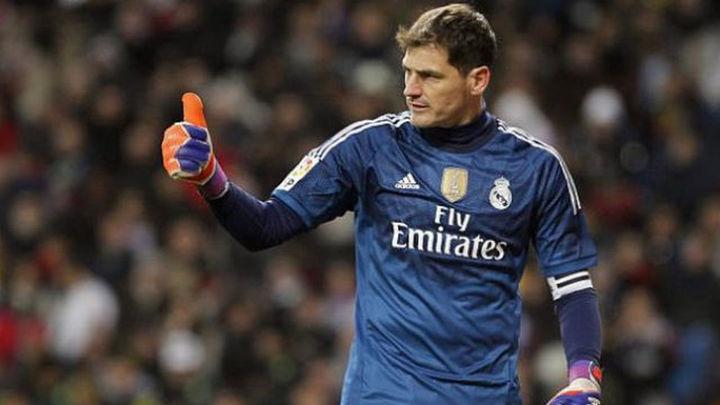 Casillas tiene una oferta para fichar por el Oporto