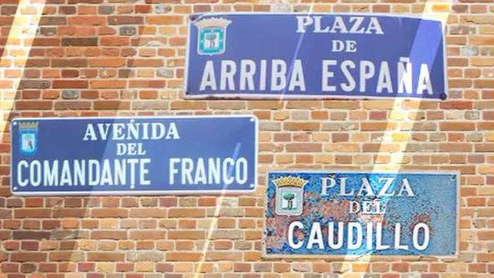 Madrid eliminará las referencias franquistas en el callejero