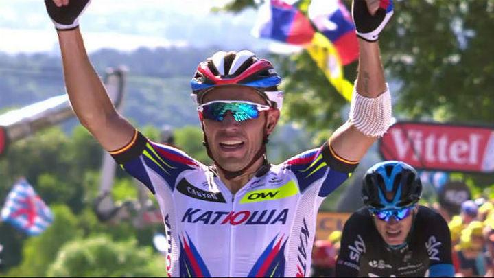 Vuelta: Purito conquista Sotres y se queda a un segundo del liderato